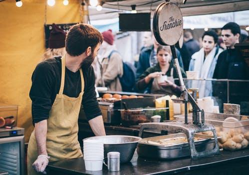 CAMP FOOD SHOP MANAGEMENT